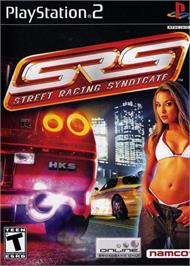 Box cover for SRS: Street Racing Syndicate on the Sony Playstation 2.
