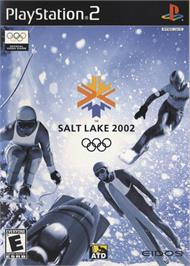 Box cover for Salt Lake 2002 on the Sony Playstation 2.