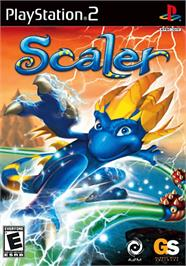 Box cover for Scaler on the Sony Playstation 2.