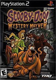 Box cover for Scooby Doo!: Night of 100 Frights on the Sony Playstation 2.