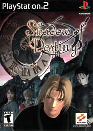 Box cover for Shadow of Destiny on the Sony Playstation 2.