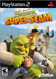Box cover for Shrek SuperSlam on the Sony Playstation 2.