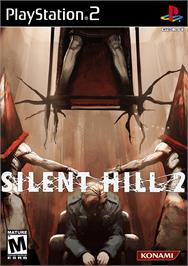 Box cover for Silent Hill 2: Restless Dreams on the Sony Playstation 2.