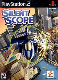 Box cover for Silent Scope on the Sony Playstation 2.