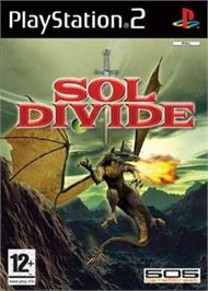 Box cover for Sol Divide on the Sony Playstation 2.