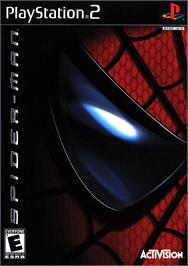 Box cover for Spider-Man 2 on the Sony Playstation 2.