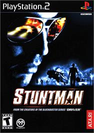 Box cover for Stuntman on the Sony Playstation 2.