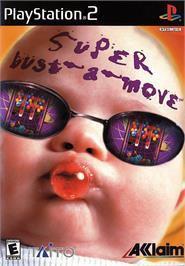 Box cover for Super Bust-A-Move on the Sony Playstation 2.
