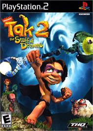 Box cover for Tak 2: The Staff of Dreams on the Sony Playstation 2.