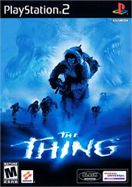 Box cover for Thing on the Sony Playstation 2.