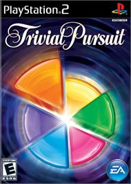 Box cover for Trivial Pursuit: Unhinged on the Sony Playstation 2.