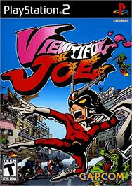 Box cover for Viewtiful Joe 2 on the Sony Playstation 2.