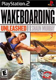 Box cover for Wakeboarding Unleashed featuring Shaun Murray on the Sony Playstation 2.