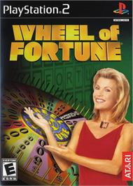 Box cover for Wheel Of Fortune on the Sony Playstation 2.