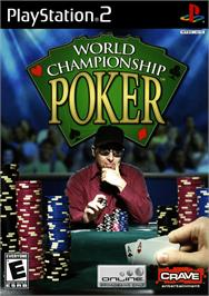 Box cover for World Championship Poker on the Sony Playstation 2.