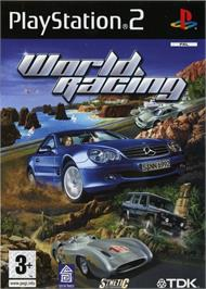 Box cover for World Racing 2 on the Sony Playstation 2.