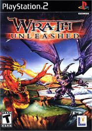 Box cover for Wrath Unleashed on the Sony Playstation 2.