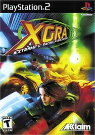 Box cover for XGRA: Extreme G Racing Association on the Sony Playstation 2.