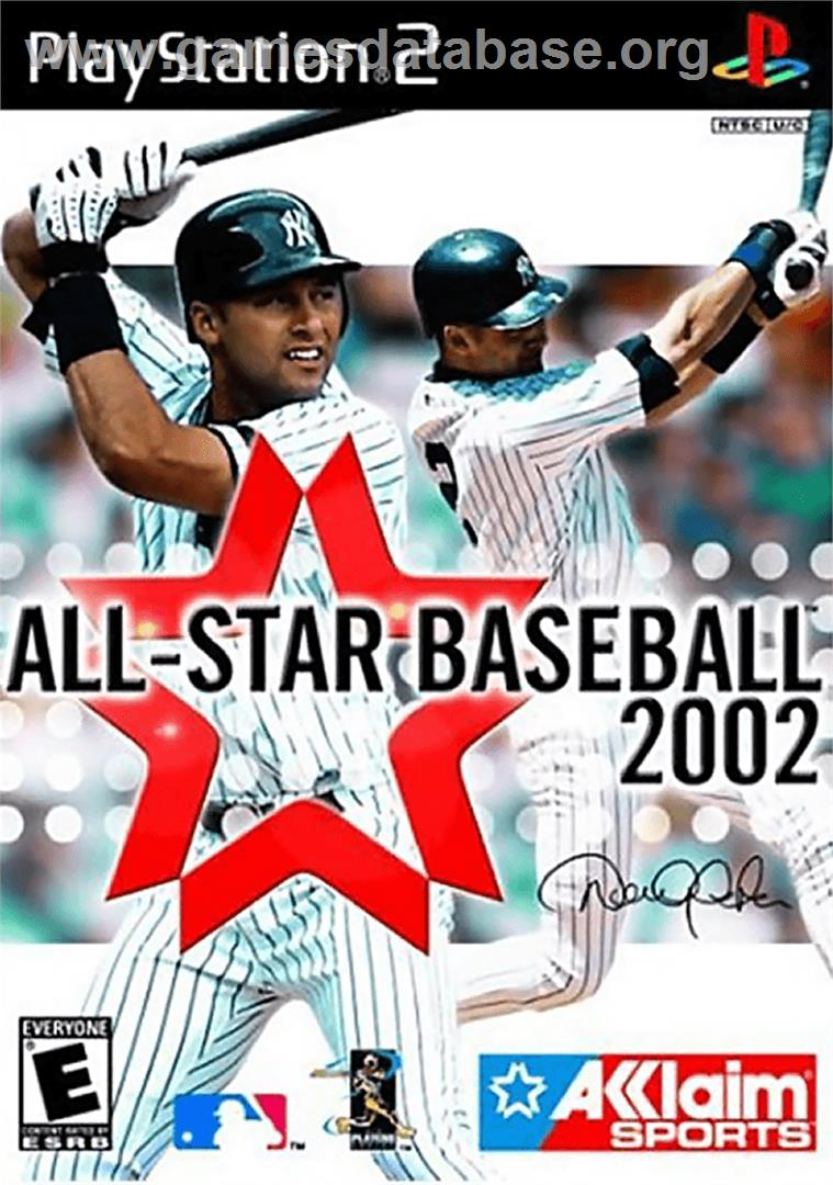An analysis of the video game all star baseball 2002