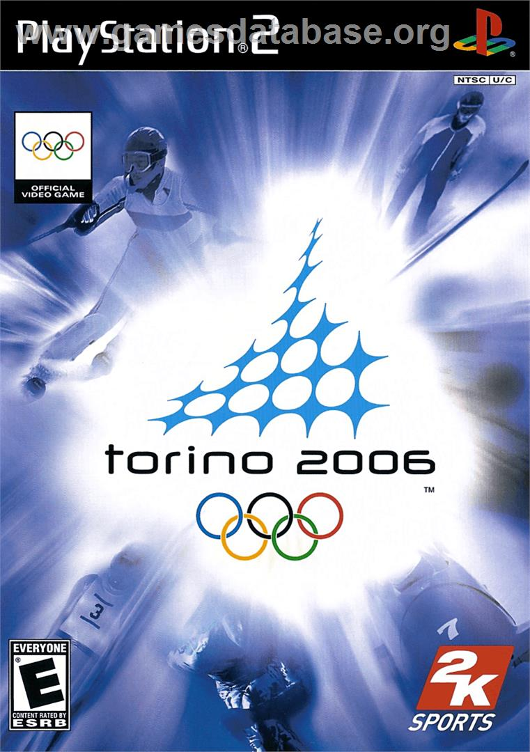 Box cover for Torino 2006 on the Sony Playstation 2.