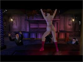 In game image of Dead to Rights on the Sony Playstation 2.