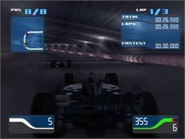 In game image of Driv3r on the Sony Playstation 2.