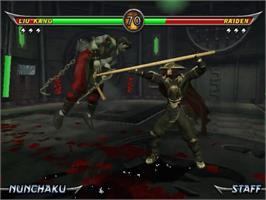Mortal Kombat: Armageddon - Sony Playstation 2 - Games Database