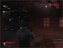 In game image of Punisher, The on the Sony Playstation 2.