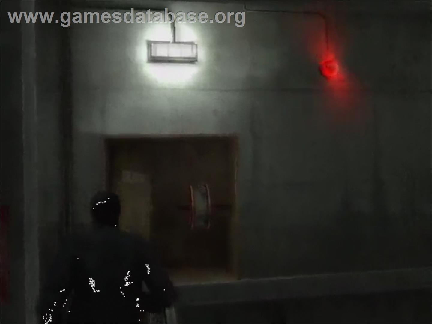 In game image of Alone in the Dark on the Sony Playstation 2.