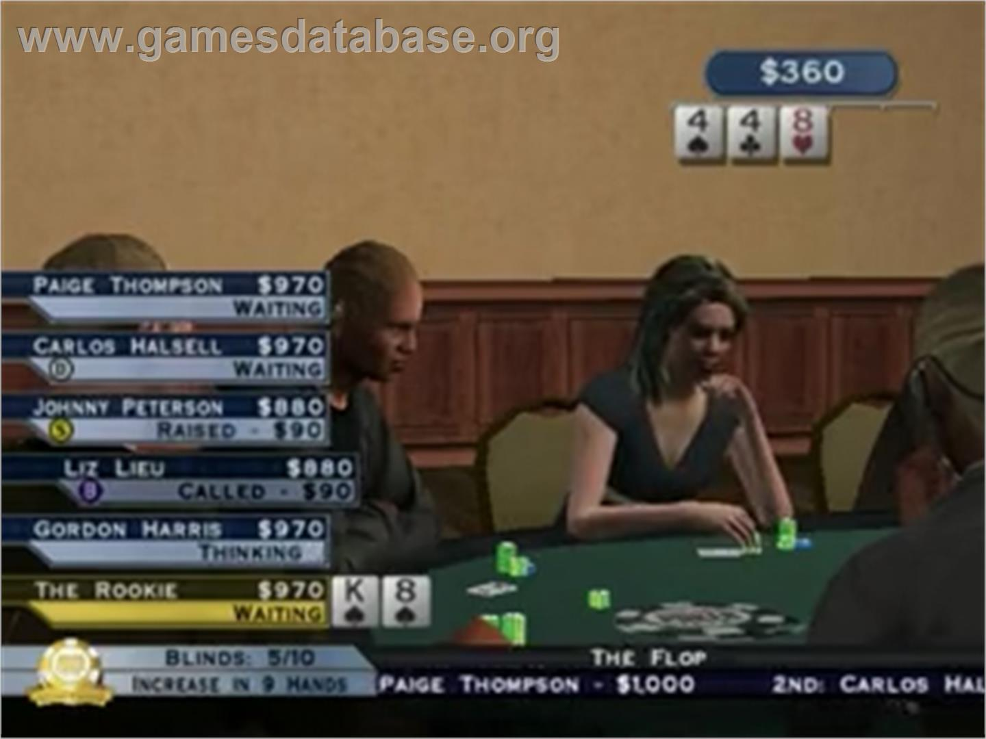 Poker ps2 download
