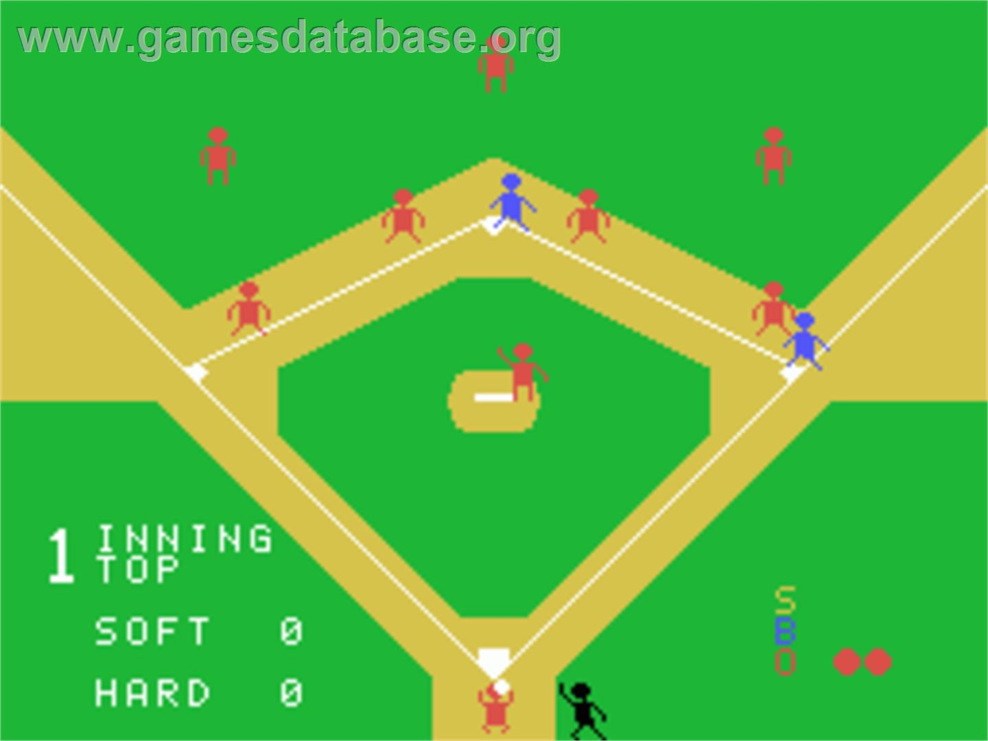 Baseball - Sord M5 - Artwork - In Game