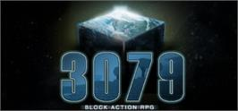Banner artwork for 3079 -- Block Action RPG.