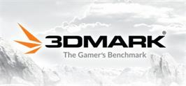 Banner artwork for 3DMark.