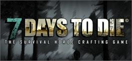 Banner artwork for 7 Days to Die.