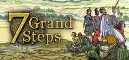 Banner artwork for 7 Grand Steps: What Ancients Begat.