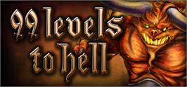 Banner artwork for 99 Levels To Hell.