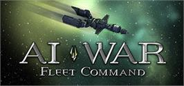 Banner artwork for AI War: Fleet Command.