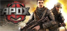 Banner artwork for APOX.