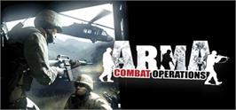 Banner artwork for ARMA: Combat Operations.