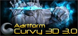 Banner artwork for Aartform Curvy 3D 3.0.