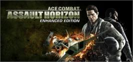 Banner artwork for Ace Combat Assault Horizon - Enhanced Edition.