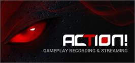 Banner artwork for Action! - Gameplay Recording and Streaming.