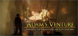 Banner artwork for Adam's Venture Episode 1: The Search For The Lost Garden.