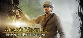 Banner artwork for Adam's Venture Episode 3: Revelations.
