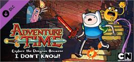 Banner artwork for Adventure Time: Explore the Dungeon Because I DONT KNOW! - Peppermint Butler DLC.