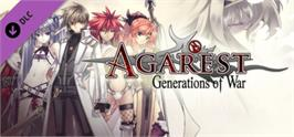 Banner artwork for Agarest:Generations of War Premium Edition Upgrade.