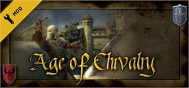 Banner artwork for Age of Chivalry.