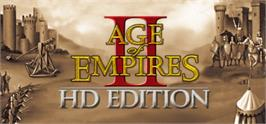 Banner artwork for Age of Empires II HD.