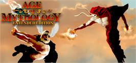 Banner artwork for Age of Mythology: Extended Edition.