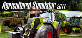 Banner artwork for Agricultural Simulator 2011: Extended Edition.
